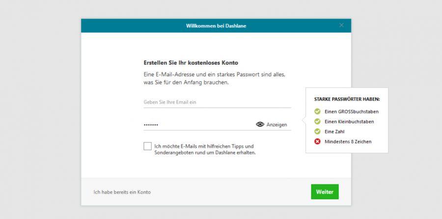Dashlane Test 2019 - Der beliebte Passwort Manager - EXPERTE de